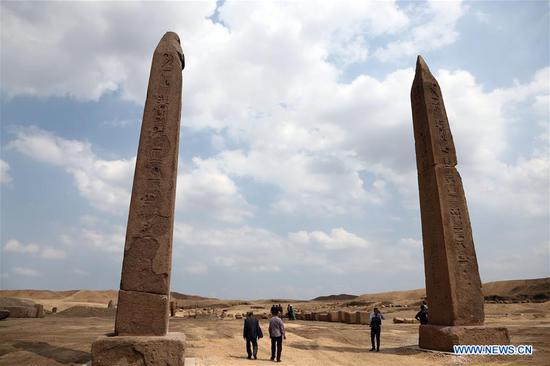 Egypt to turn Tanis archaeological site into open-air museum